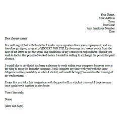 business letters conform  generally