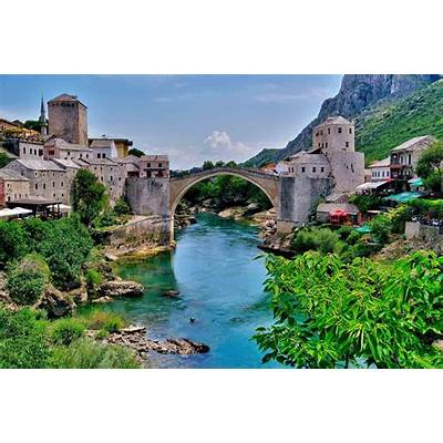 Old Bridge (Stari Most)Visit Herzegovina