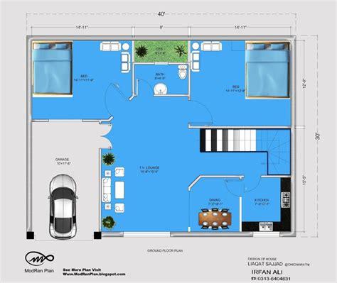 fresh x 40 house plans 30 x 40 duplex house plans west facing