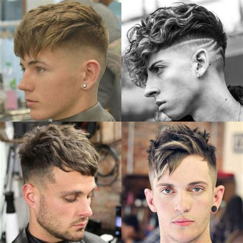 Cool Hairstyles For Men 2017   Men's Haircuts   Hairstyles