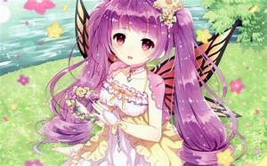Fairy - Other & Anime Background Wallpapers on Desktop ...