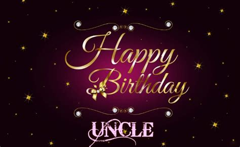 awesome uncle birthday wishes pictures  images