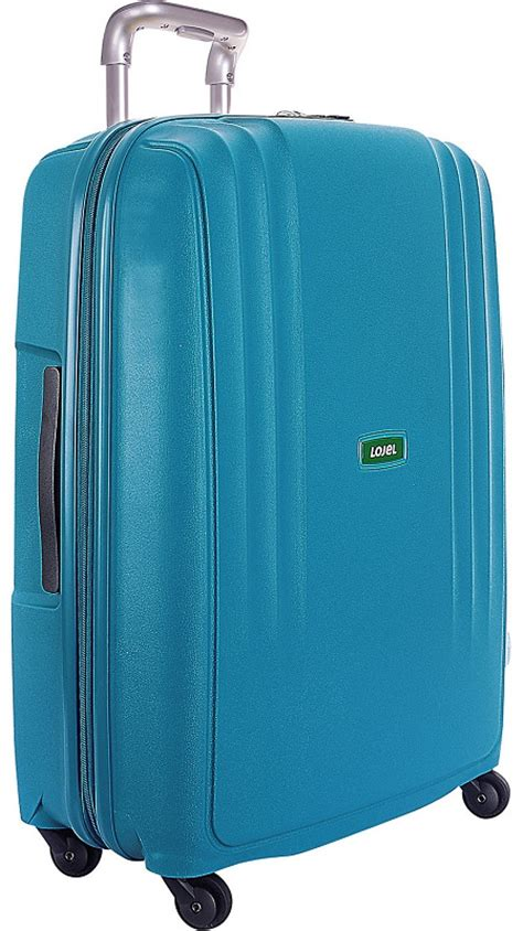lojel streamline  spinner luggage
