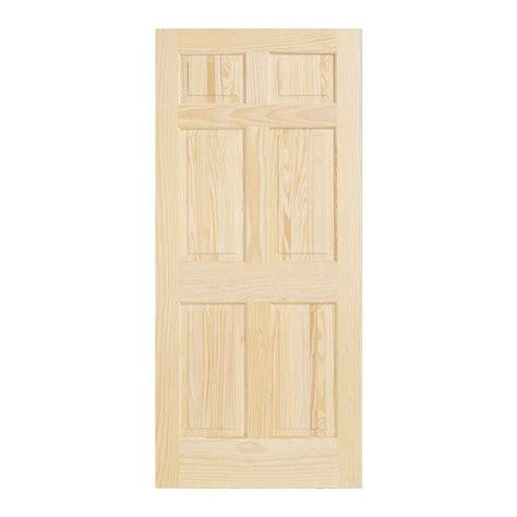 jeld wen      pine unfinished  panel wood