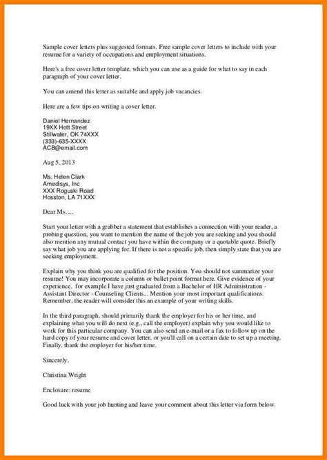 pre written cover letters thank you letter to preschool gallery letter format formal sle