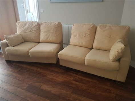 really big sectional sofas large and very comfortable 4 seater creamgold sofa for