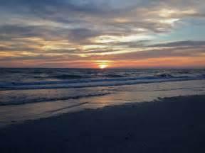 South Beach Florida Sunset