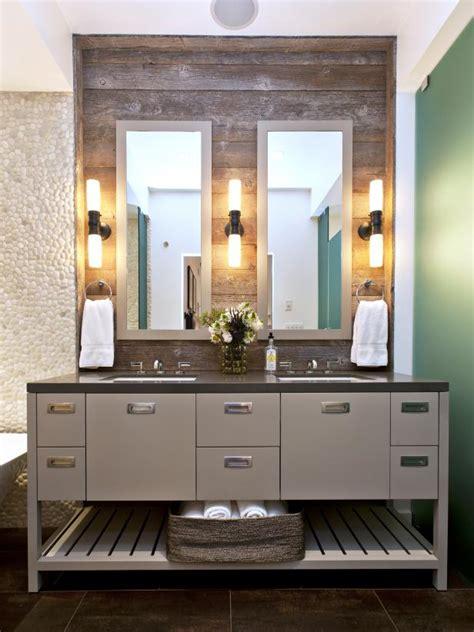 Green Bathroom Backsplash by Photo Page Hgtv