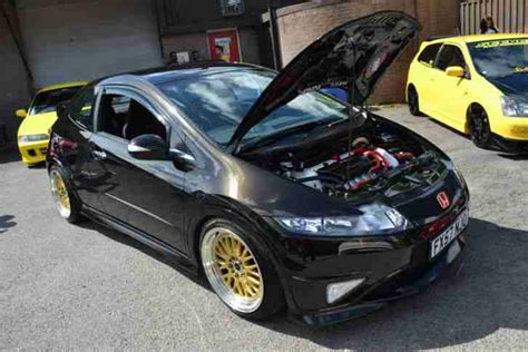 Modified Civic Type S For Sale by Honda Civic Type R Fn2 Nicely Modified Car For Sale