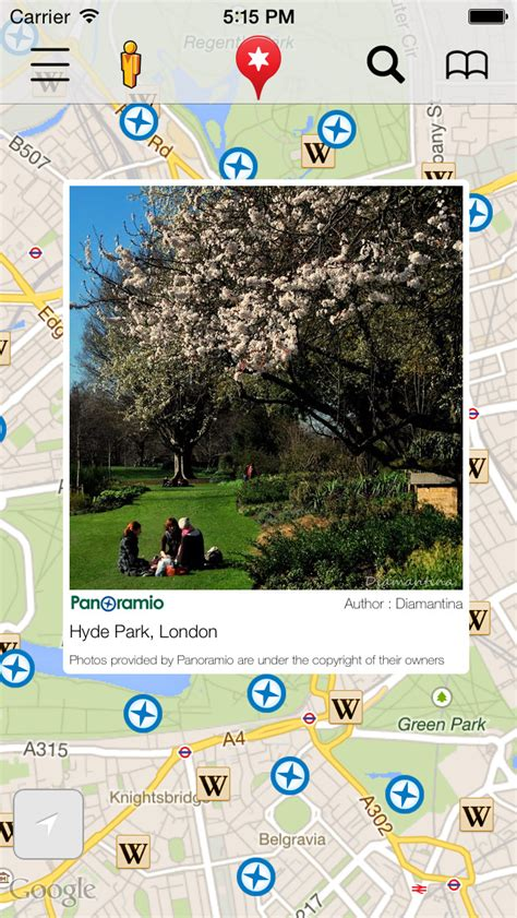 maps pro with google maps review 148apps