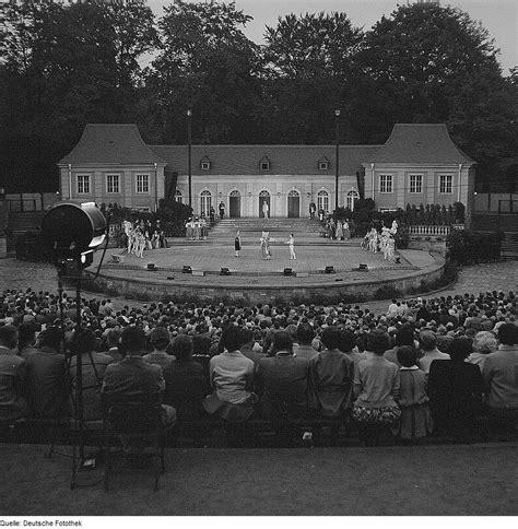 Freilichtbühne Großer Garten Wikipedia