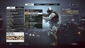 BF4 Soldier Camos US No Dice YouTube
