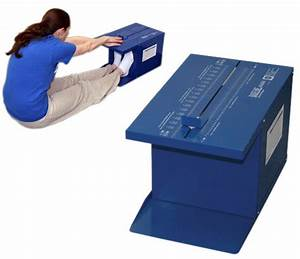 Sit and Reach Test Box - Baseline Standard Flexibility ...