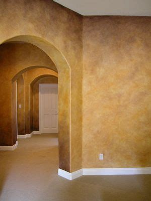 Faux Painting Ideas For Bathroom by Faux Parchment Wall Paint Images Glaze Patterned Wall