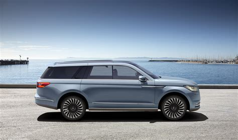 Nyias Lincoln Navigator Concept Quiet Luxury With 30