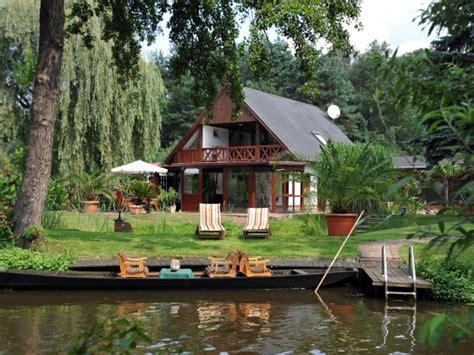 Alte Häuser Mieten Brandenburg by Ferienhaus Am Wasser Im Spreewaldkurort Burg
