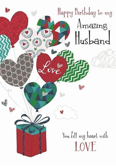 Husband Birthday Amazing Card Greeting Cards Nature