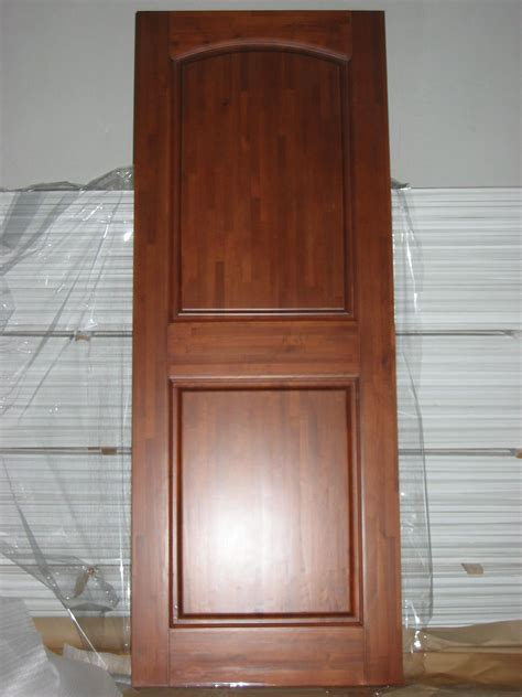 Wooden Doors by Solid Wood Interior Doors Panel Finger Joint Solid Wood