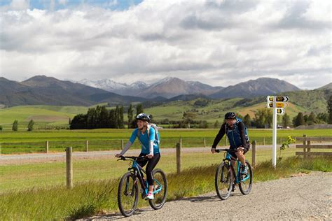How To Explore With These New Zealand Bike Trails
