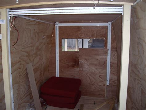 happijac power bed lift with tapered ceiling sprinter
