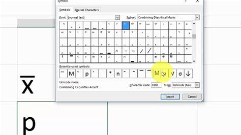 type  bar p hat  excel word  statistics