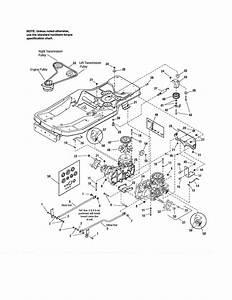 Craftsman 107287900 Rear