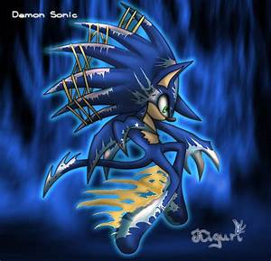 Demon Sonic - Sonic X Photo (1594005) - Fanpop