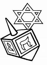 Coloring Hanukkah Dreidel Pages Chanukah Coloringkids Printable Clipartmag Getdrawings Getcolorings sketch template