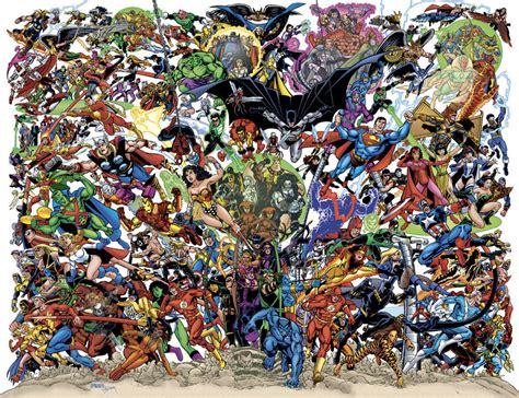 complete superhero release calendar den geek