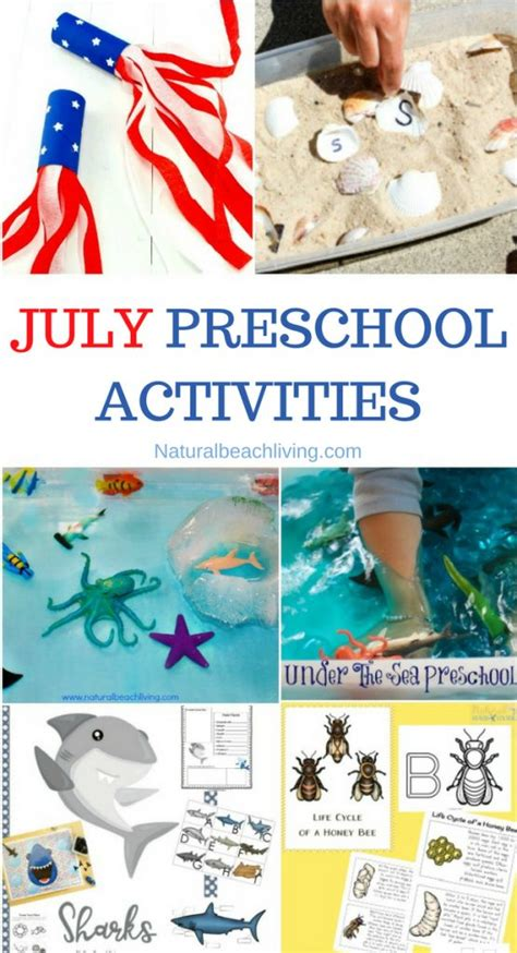july preschool themes with lesson plans and activities 603 | July preschool themes Activities 555x1024