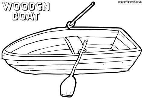 Outline Of Boat To Colour by Boat Coloring Pages Coloring Pages To Download And Print