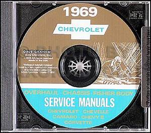 1969 Chevelle Wiring Diagram Manual Reprint With Malibu  Ss  El Camino