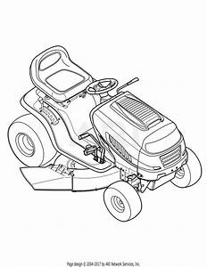 Mtd 13ax615g055  2008  Parts Diagram For  Quick Reference