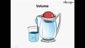 Maths -  U0906 U092f U0924 U0928  U0915 U094d U092f U093e  U0939 U0948  What Is Volume - Hindi