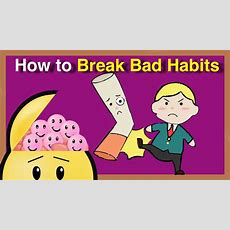 How To Break Bad Habits  The Power Of Habits By Charles Duhigg Animated Book Review Summary