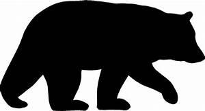 """Black Bear"" Vinyl Decal eBay"