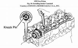 How Do I Align The Camshafts  I Need To Reinstall The