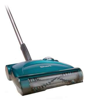 shark rechargeable floor and carpet sweeper v1950 shark vacuum