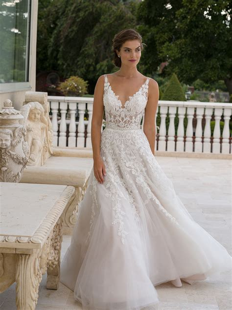 dress tunik bridal gowns by of milady boutique wedding dresses