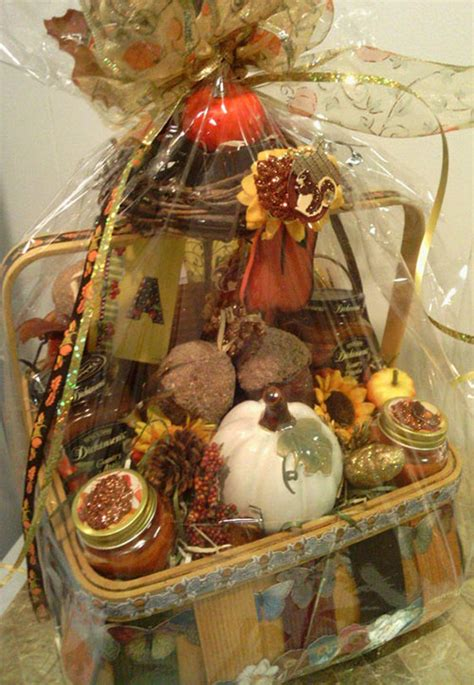 thanksgiving gift baskets stayglam