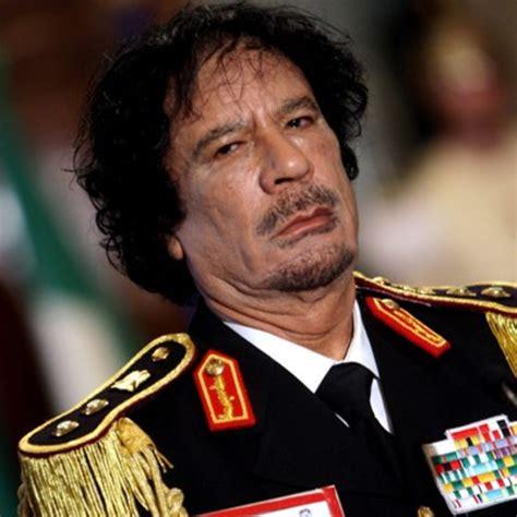 muammar al qaddafi biography