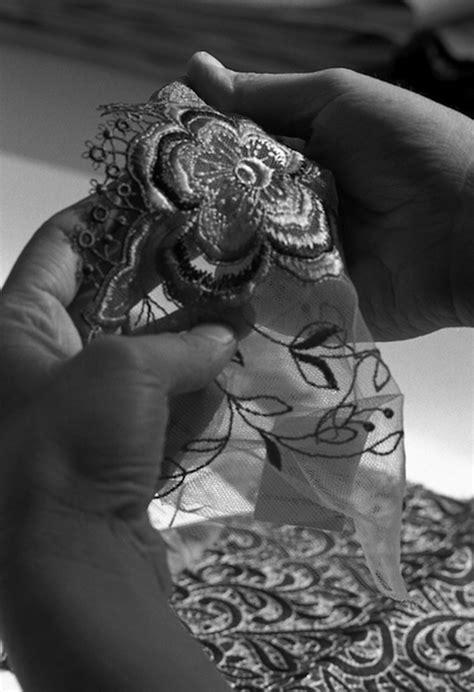 french  fine art  lace making blog