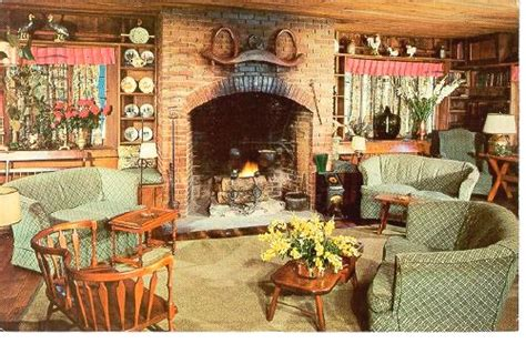 Red Barn Restaurant And Lounge 1950s