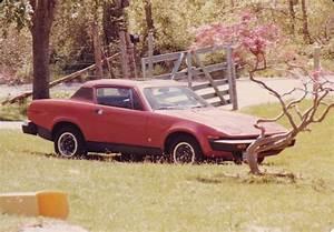 Gold Coast Gem  1979 Triumph Tr7