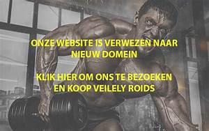 Anabole Steroiden Kopen Nederland