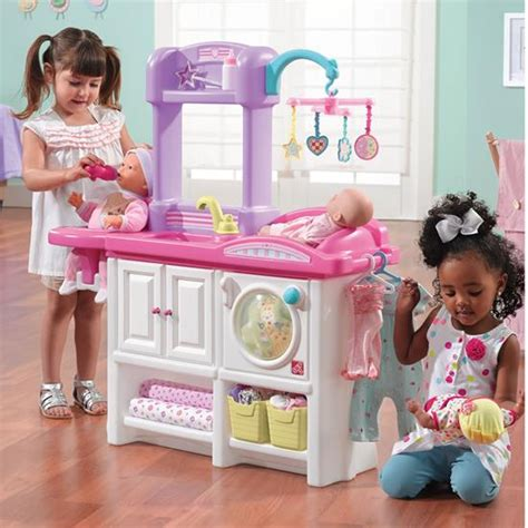 amp care deluxe nursery pretend play step2 425 | 847100 002