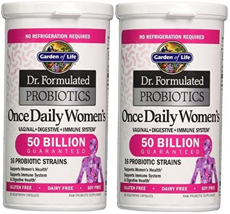 Garden Of Probiotics Once Daily S by Garden Of Probiotics Once Daily Mens 30
