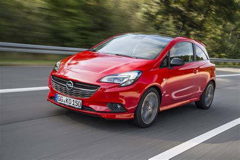 opel corsa e zubehör new 150ps opel corsa s is the next best thing to an opc carscoops