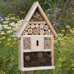 Insecte De Maison : maison des insectes achat vente insecte abri et ~ Melissatoandfro.com Idées de Décoration