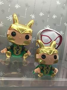 Toy Fair 2016: Funko POP Plush Spider-Gwen Loki Deadpool ...  Pop
